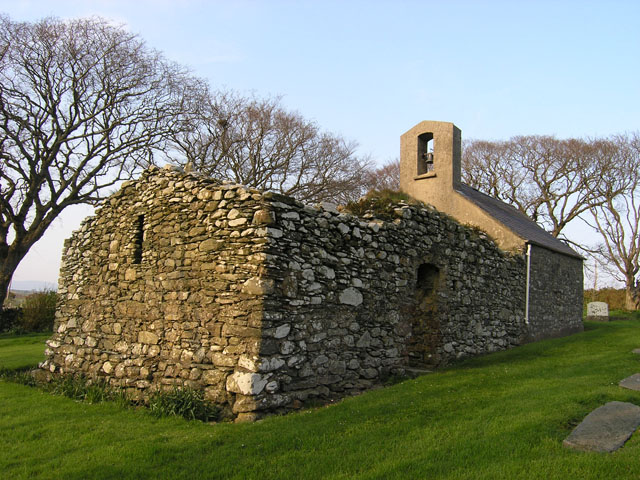 Old Lonan Church