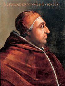 Pope_Alexander_Vi Evil Popes