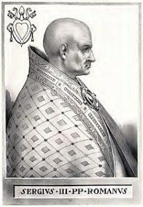 Pope_Sergius_III Evil Popes
