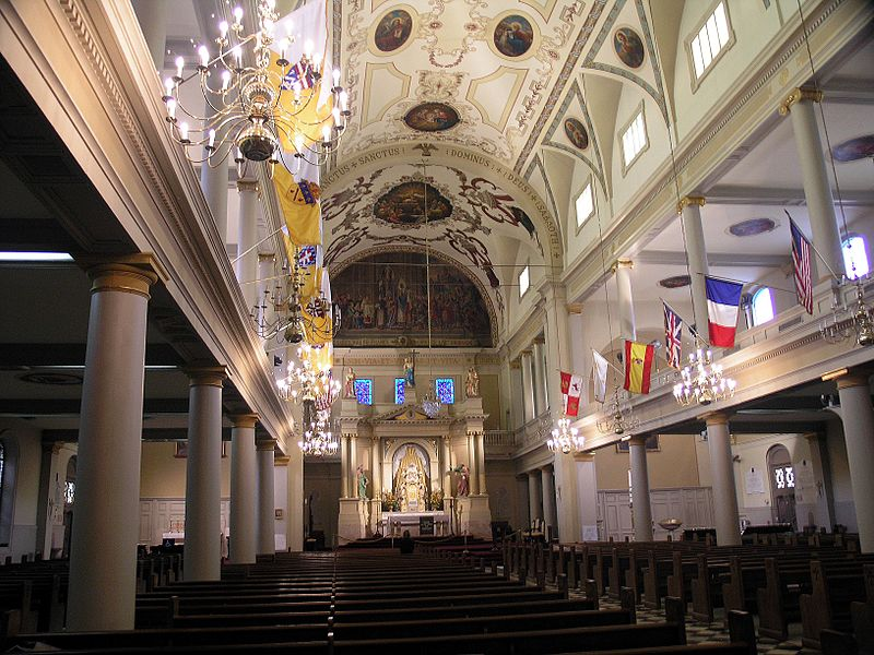 Saint_Louis_Cathedral,_New_Orleans,_interior,_February_2007