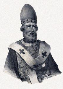 Saintdamasus Evil Popes