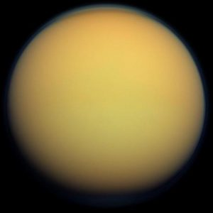 Titan_in_true_color Extraterrestrial life
