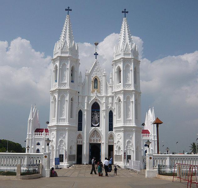 Vailankanni_Basilica