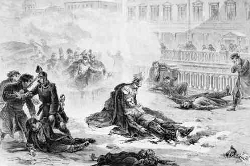 assassination of Alexander_II