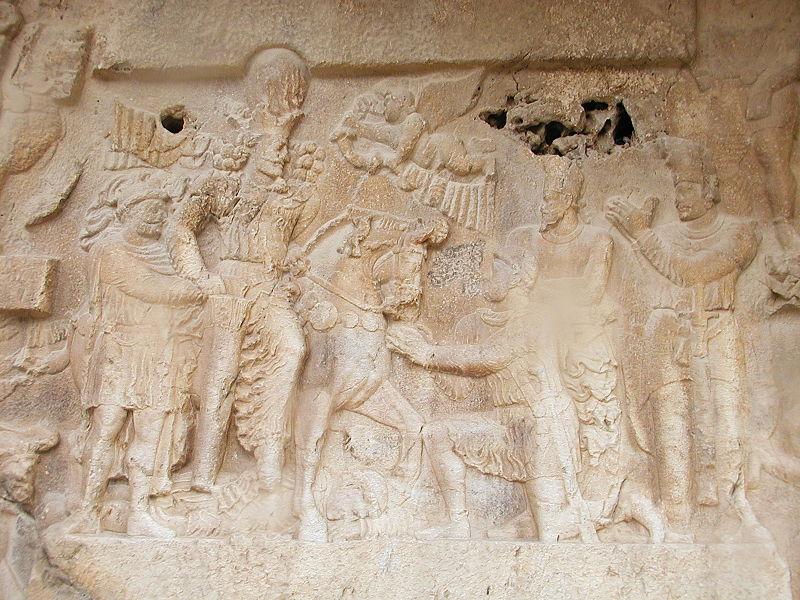 Bishapur_(Iran)_Sassanid_Period