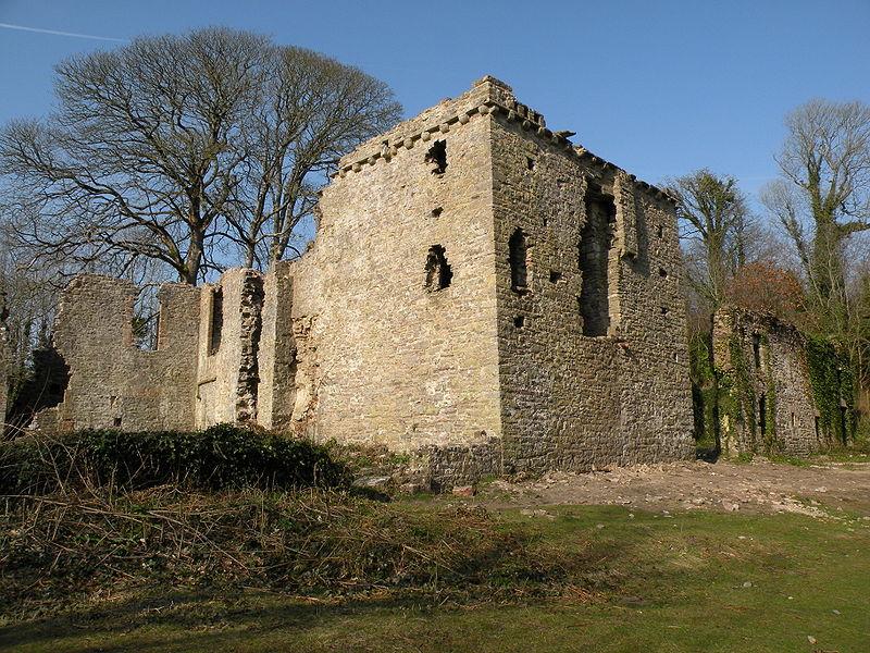 Candelston_Castle