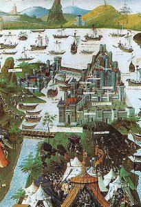 Constantinople_1453 longest wars