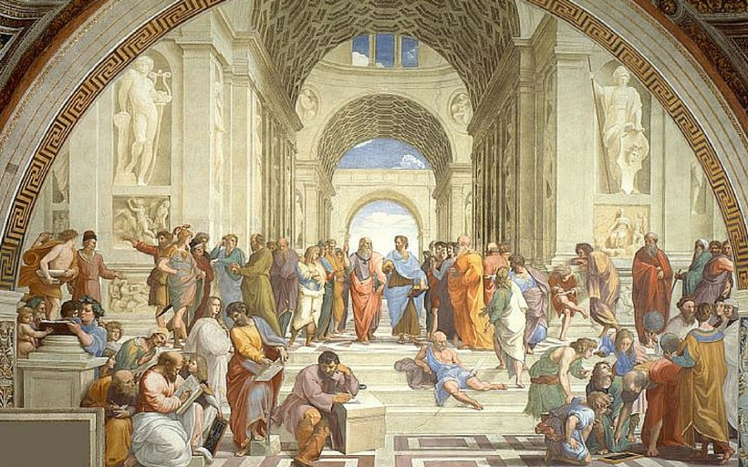 10 Interesting Greek Philosophers