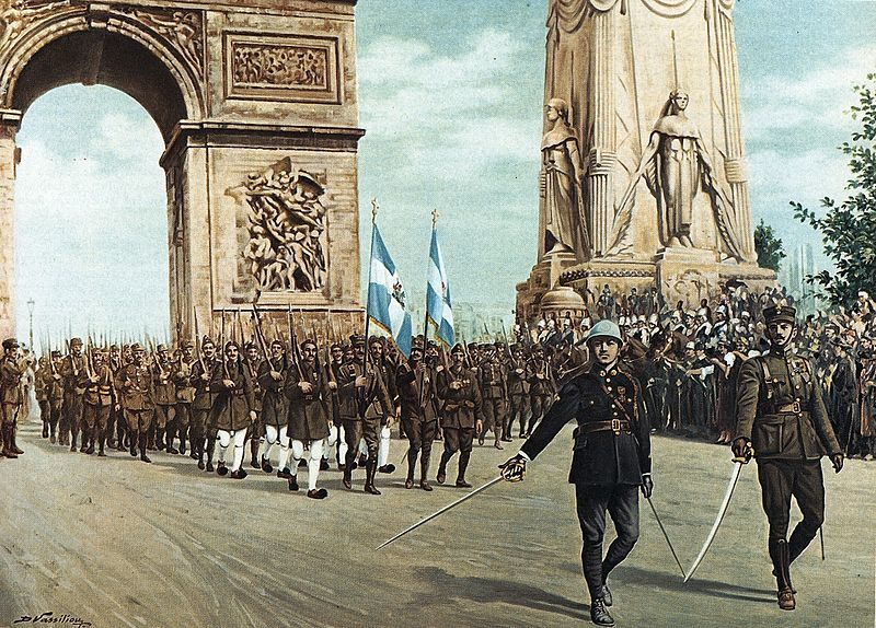 Greek_Parade_Paris_1919