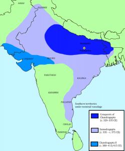 Gupta_empire_map