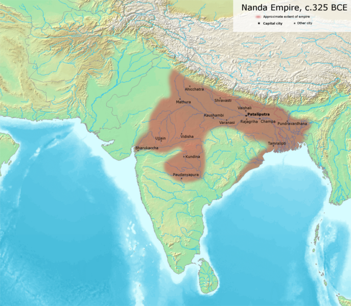 Nanda_Empire,_c.325_BCE