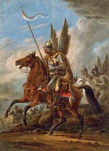 Orłowski_Husaria's_attack warrior cultures