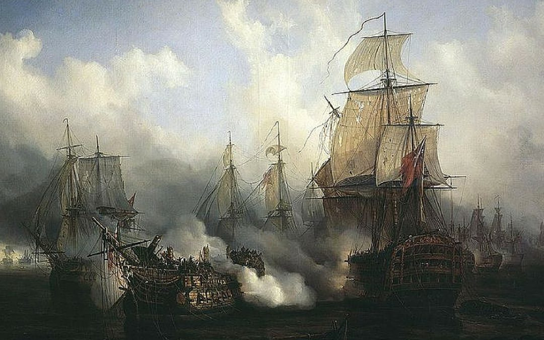 10 Sea Battles That Changed History