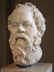 Socrates_Louvre Greek Philosophers