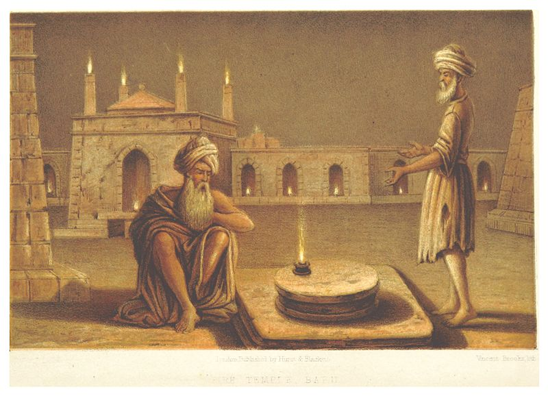 USSHER(1865)_p012_BAKU,_FIRE_TEMPLE