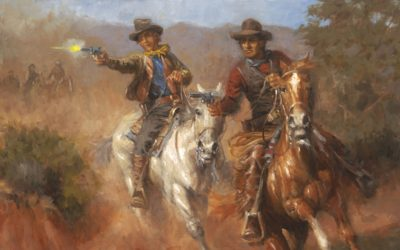 10 Greatest Gunfighters Of The Old West