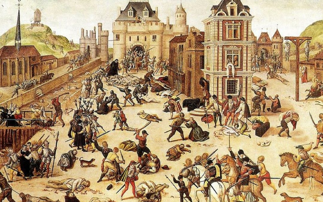 10 Most Devastating Holy Wars