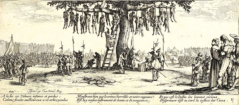 The_Hanging_by_Jacques_Callot