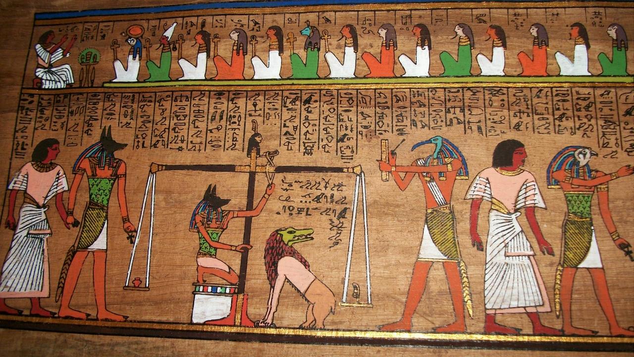 what egyptian goddess 'm i