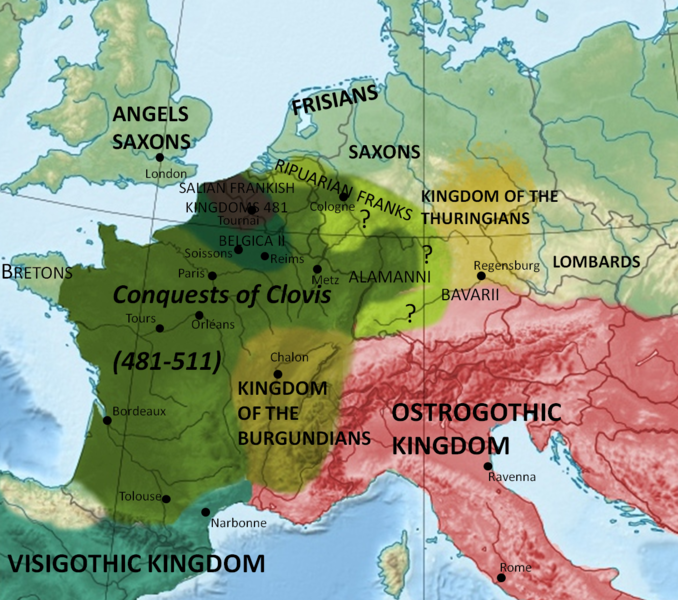 Germanic Tribes-conquests_of_clovis