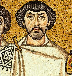 Belisarius_mosaic Roman General