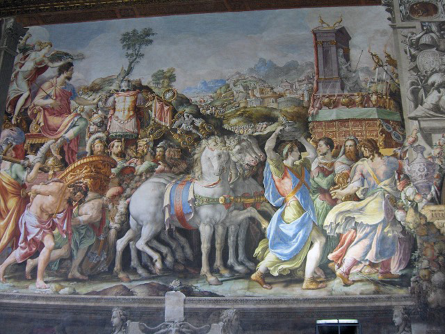 Firenze.PalVecchio03 Roman Generals