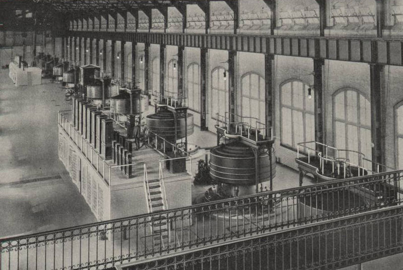 Westinghouse_Generators_at_Niagara_Falls