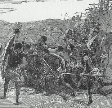 african-congo-bowmen