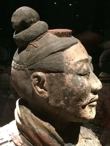 Terra Cotta Army archer_head