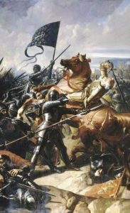 Medieval battles _of_castillon