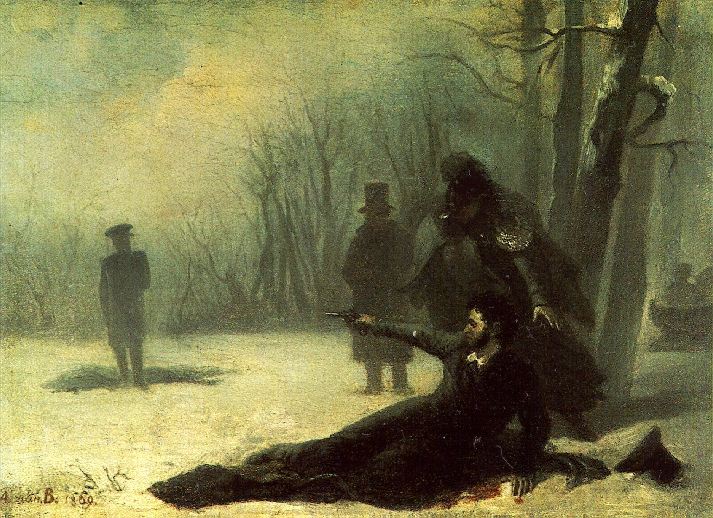 Famous duels duel_of_pushkin_and_danthes_19th_century