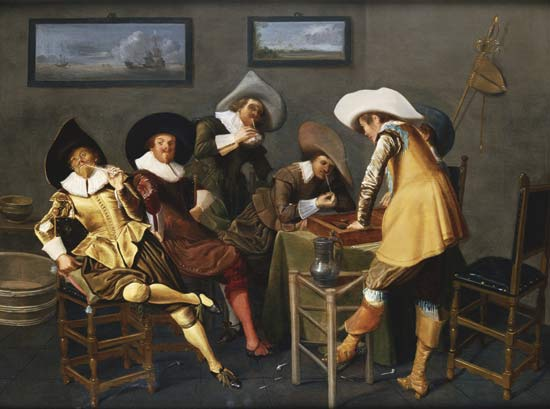 gentlemen_smoking_and_playing_backgammon_in_an_interior