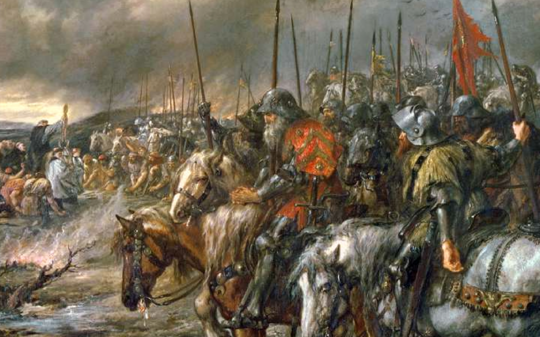 10 Greatest Medieval Battles