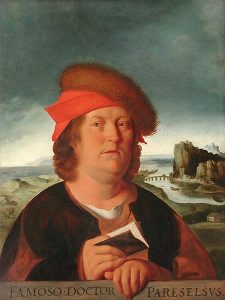 evil scientists paracelsus