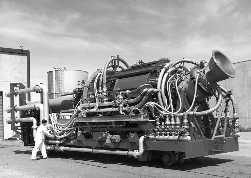tory_ii-a_nuclear_ramjet_engine