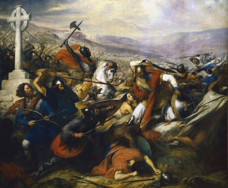 medieval-battlessteuben_-_bataille_de_poitiers
