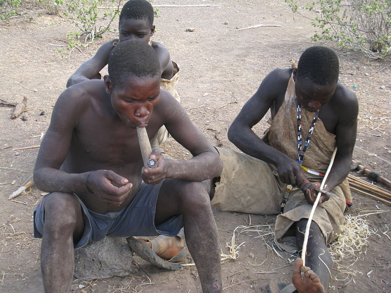 African tribes-hadzabe-1