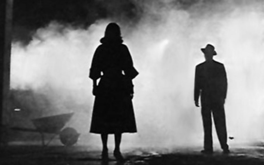 """film noir and society essay Existentialism and film noir existentialism and its worldview are believed to have derived from nietzsche's provocative and controversial statement """"god is dead."""
