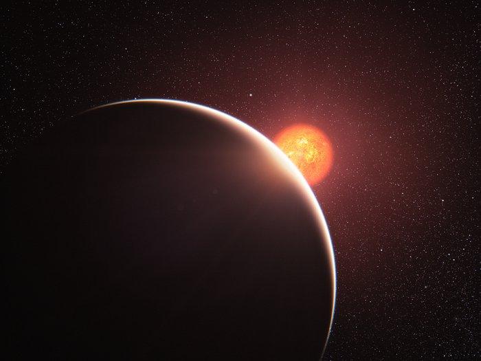 weird planets gj_1214_b_exoplanet