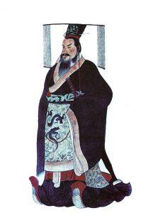 Chinese warlords qinshihuang