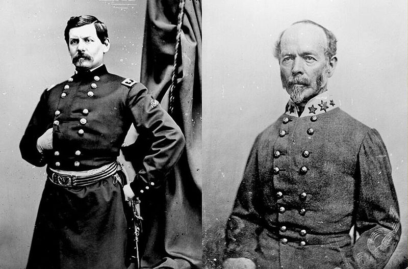 major battles of the civil warmcclellanjohnston