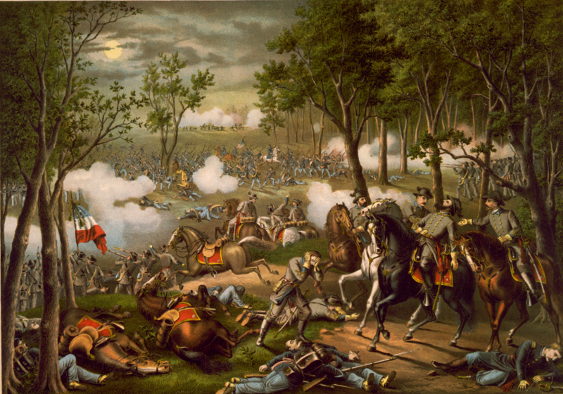 battle_of_chancellorsville