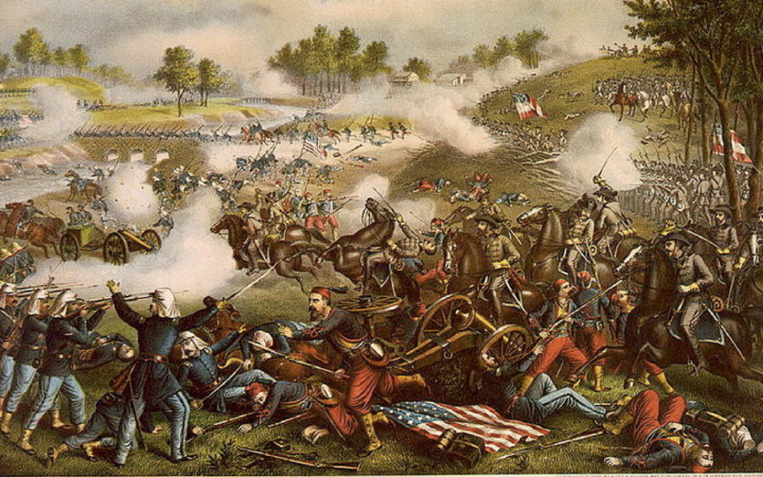 10 Major Battles Of The Civil War