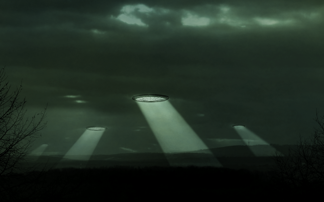 10 Eerily Credible Alien Sightings