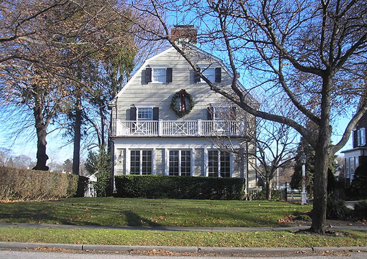 Real ghost stories Amityville_house