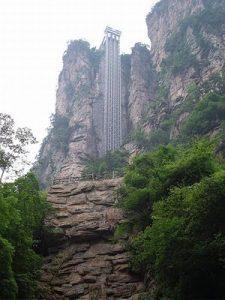 Bailong_Elevator