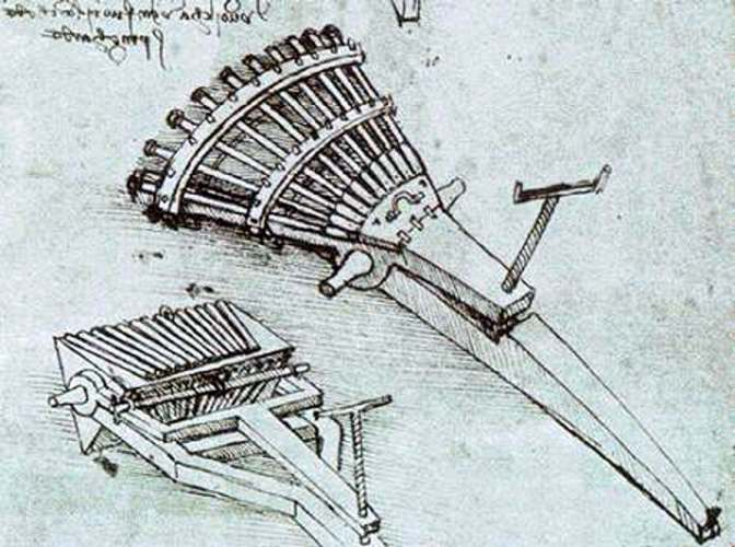 leonardo da vinci inventions Leonard_da_Vinci´s_organ_gun