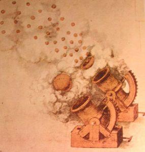 Leonardo da vinci inventions KONICA MINOLTA DIGITAL CAMERA