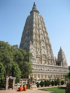 most popular religions Mahabodhitemple