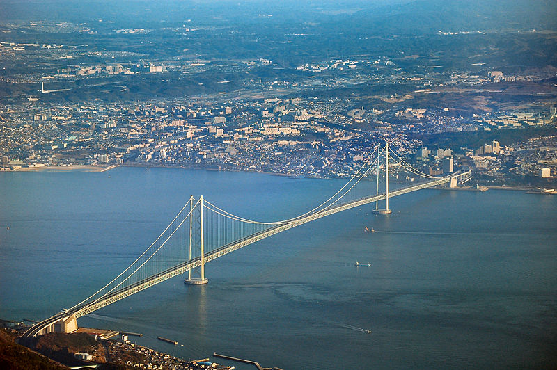 engineering marvels Akashi_Bridge